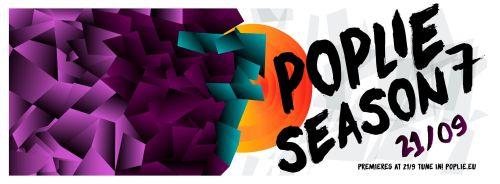Poplie Season 7 banner